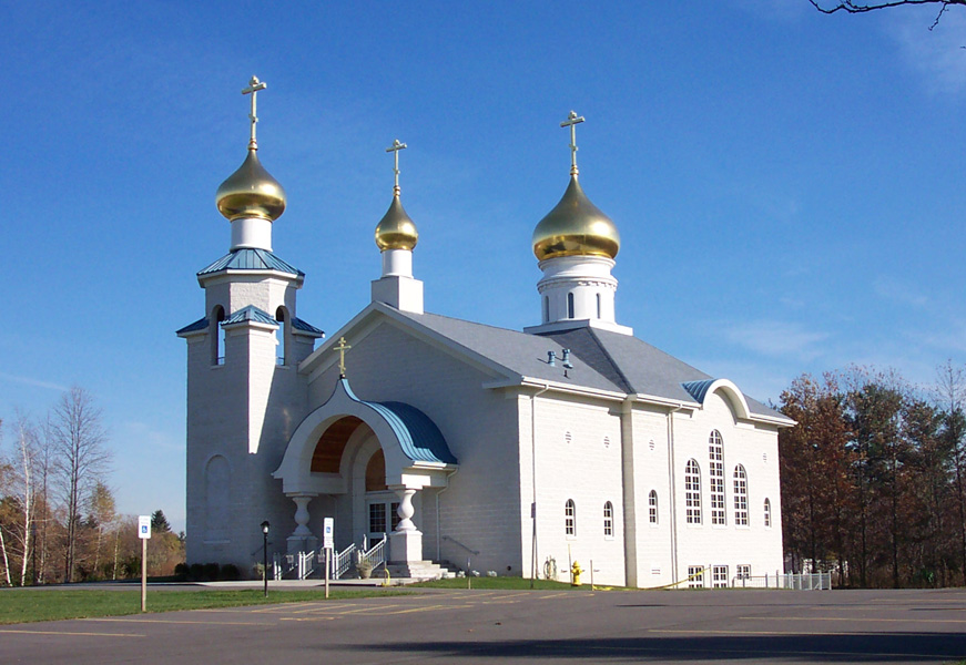 Protection of the Mother of God Russian Orthodox Church 1