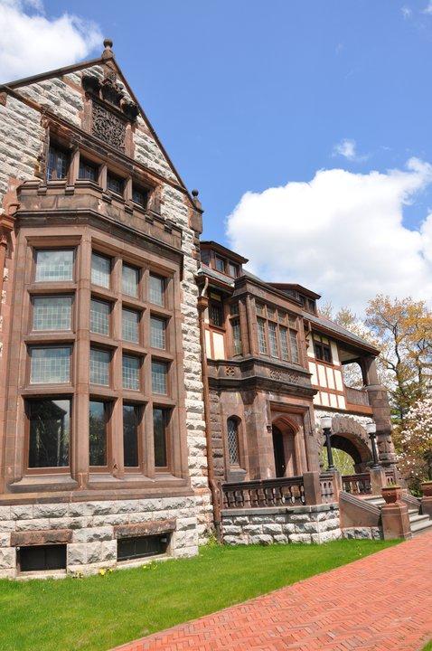 Sonnenberg Gardens Restoration 3 - SE Porch
