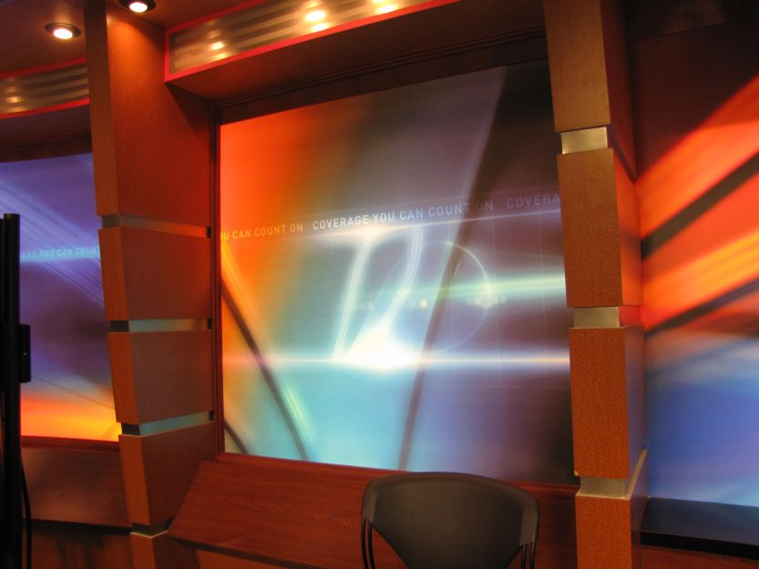 WHEC TV 10 NBC Studios 6